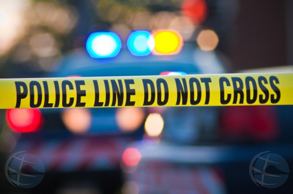 Accidente serio entre motorciclista y automobilista na entrada di Colony