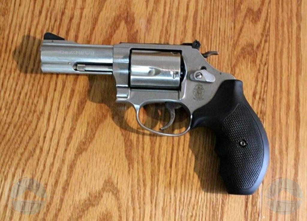 Entrada hudicial na Weg Seroe Blanco a produci posibel arma di atraco