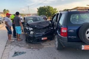 Dos herido den accidente na Macuarima