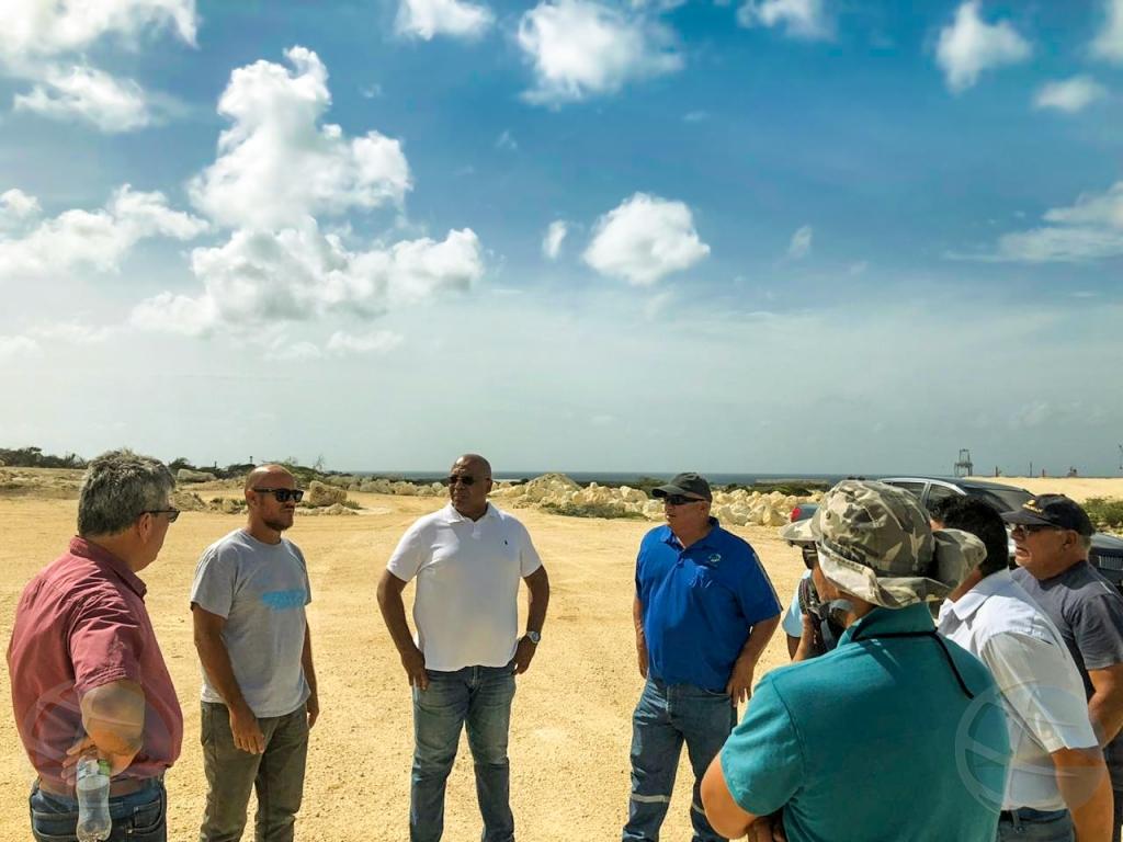 Stichting Parkietenbos y Serlimar a reuni riba holor malo na Ser'i Teishi