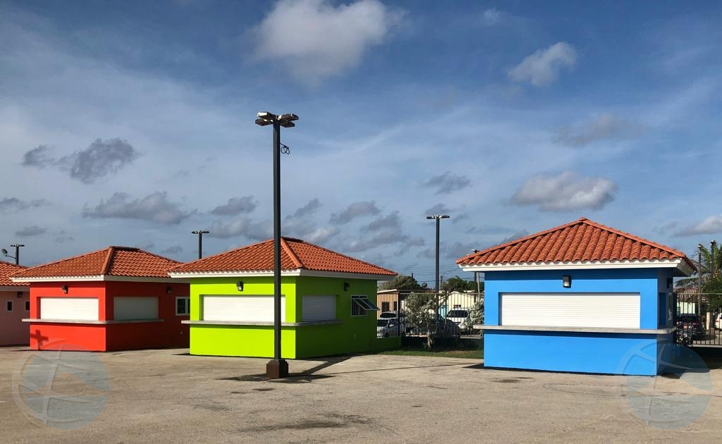Gobierno a entrega di dos fase construccion Carnival Village