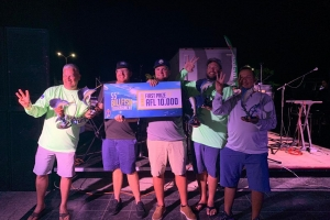 TARA fishing Team ta gana Aruba Nautical 55th Classic International Billfish Tournament