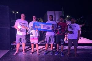 TARA fishing Team ta gana Aruba Nautical 55th Classic International Billfish Tournament