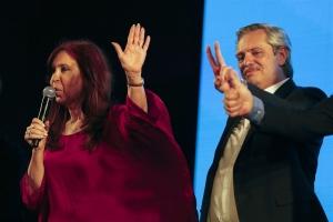 Alberto Fernández ta gana eleccion presidencial na Argentina