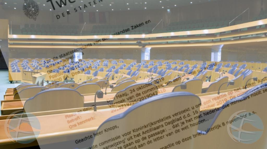 Tweede Kamer kier clarificacion riba declaracion di Premier Wever di un entrevista recien