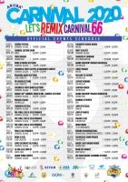 SMAC: Mayoria di actividad di  Carnaval 2020 lo ta den Carnival Village