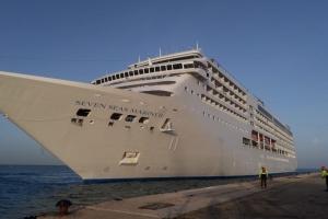 Mega Crucero Meraviglia a marca historia drentando nos waf awe