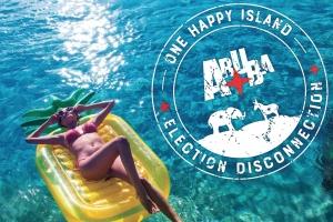 Aruba mercadea como 'escape' pa Mericanonan di e locura electoral