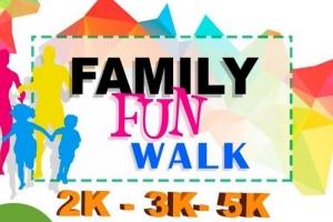 Arco Iris Kleuterschool ta organisa un 'Fun Walk'