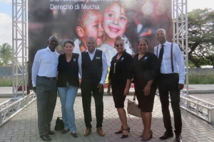 Fundacion Telefon pa Hubentud Aruba ta celebra 20 aña
