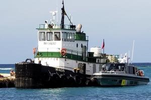 Narconan a falsifica documento pa cumpra e tugboat cu a transporta droga pa Aruba