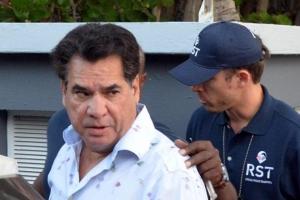 Detencion di Robbie Dos Santos na Corsou a keda prolonga