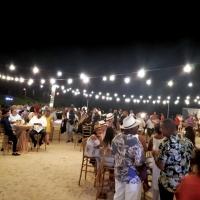 Cigar Emporium Aruba y su team un biaha mas presente den actividad di cigar na Corsou