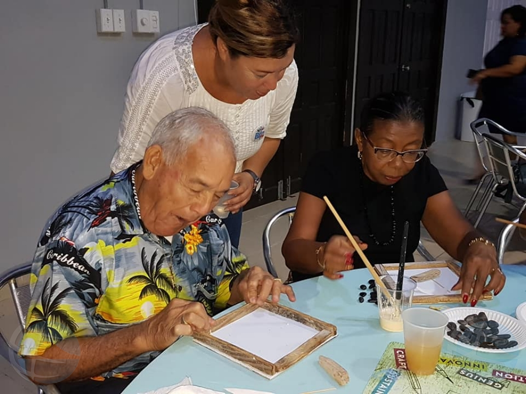 Cruz Cora Aruba su programa pa nos grandinan 'Biba Bida'