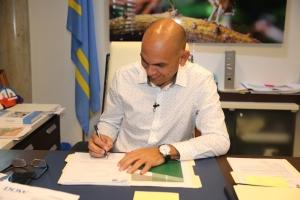 Gobierno a aproba decreto Decreto Gubernamental protegiendo 16 area na Aruba