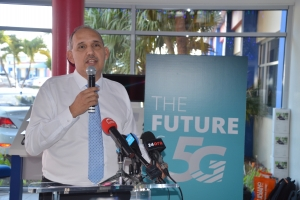 SETAR NV a anuncia inicio di era di 5G pa Aruba