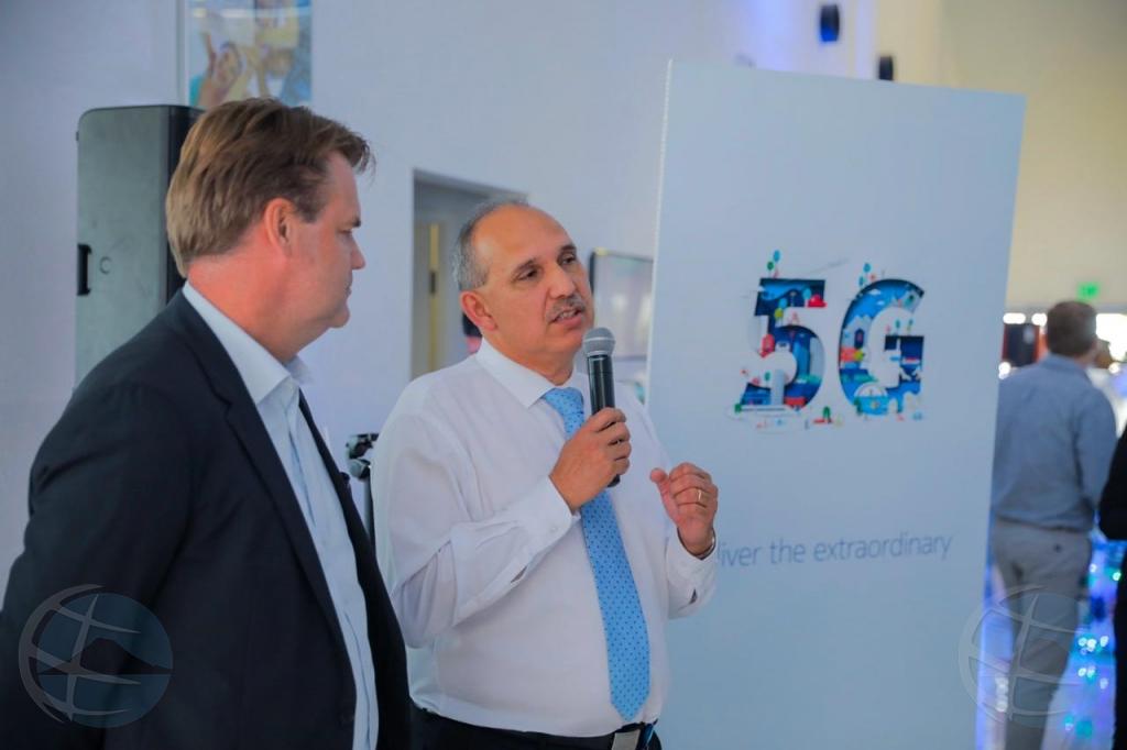 SETAR conhuntamente cu Nokia Networks ta trece 5G pa Aruba