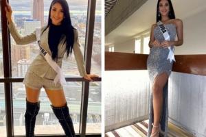 Miss Aruba a causa polemica cu video na Miss Universo