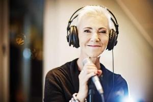 Cantante di Roxette Marie Fredriksson a fayece na Suecia