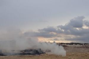 Stichting Parkietenbos ta keha di holor malo y gas di Ser'i Teishi