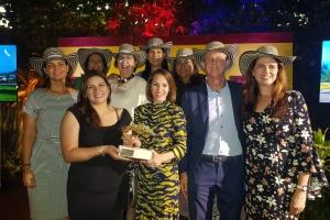 Aruba Tourism Authority a celebra 100 aña di existencia di Avianca