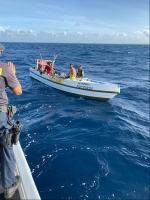 Warda Costa a intercepta piscadornan Venezolano den awa territorial di Aruba