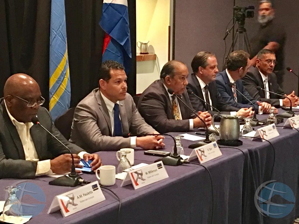 Corsou y Aruba a reuni prome cu IPKO inicia e siman aki