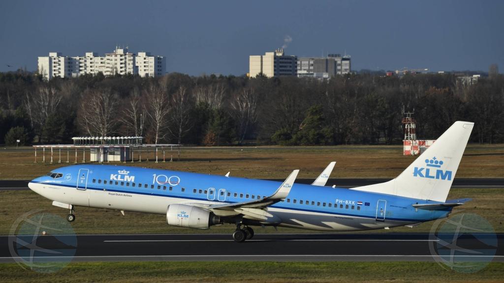 KLM por lo pronto no ta bula riba Iran y Iraq