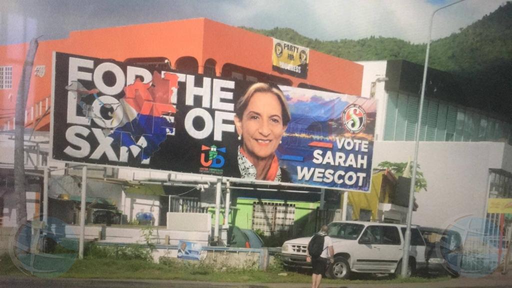 St Maarten awe ta vota atrobe den su di 9 eleccion den 10 aña