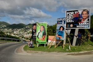 Partido National Alliance a gana eleccion na St Maarten