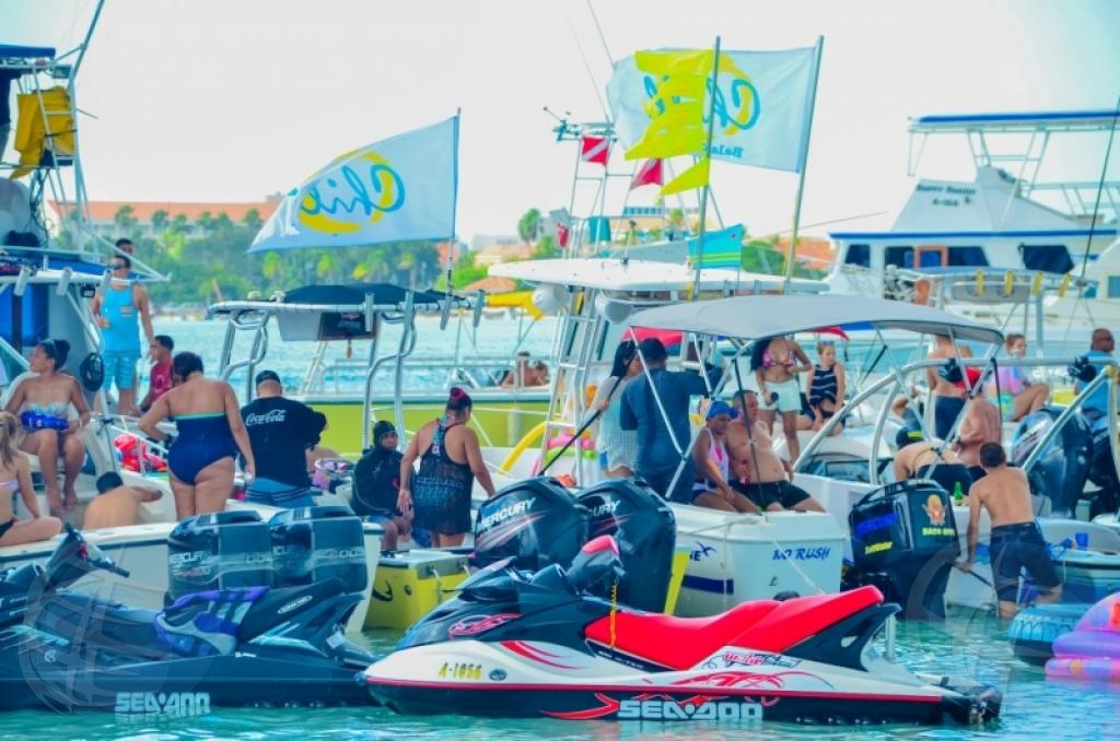 Ristramento preventivo durante actividadnan di carnaval na Playa
