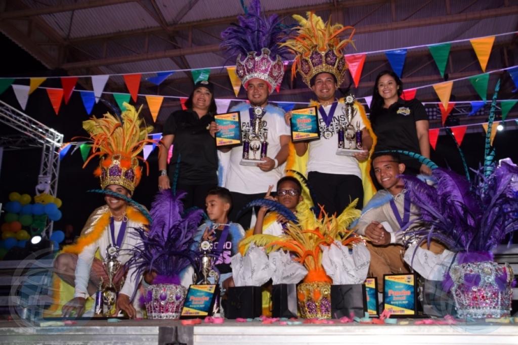 UPDATE: Eleccionan di Prins cu Pancho di Carnaval tin orario nobo