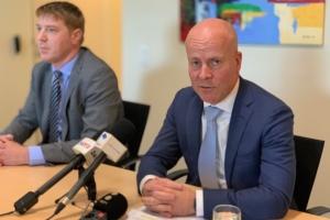 Knops: Loke Aruba a ofrece Hulanda aña pasa, no ta realisabel