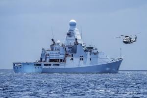 Boto di Marina Real lo intensifica patruya den awanan di islanan ABC