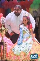 Jo Amy Morcillo a bira Reina Infantil di Carnaval 2020