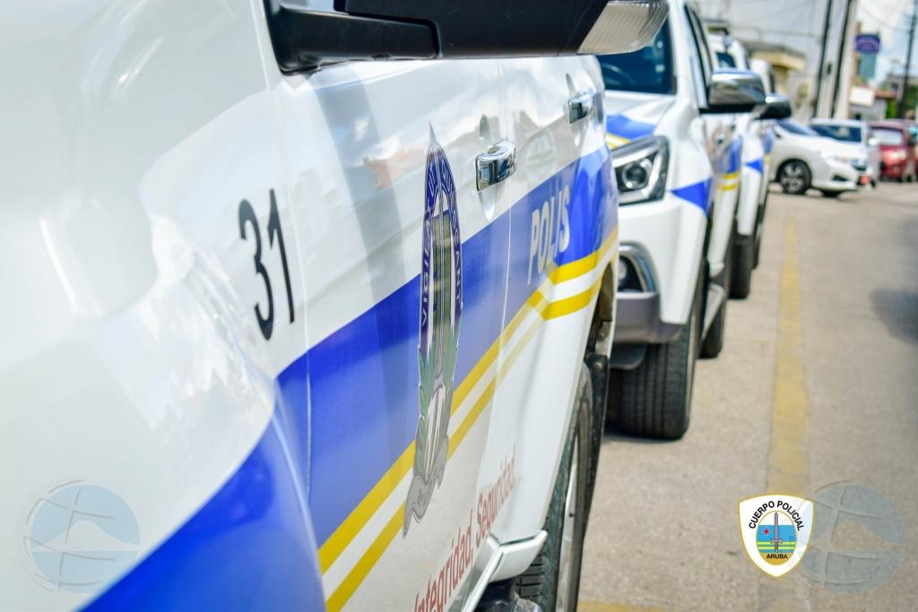 No tabatin detencion durante y despues di parade di blas na San Nicolas