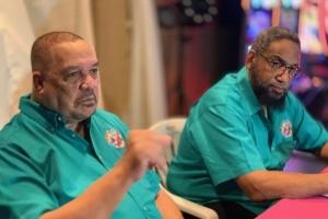 Aruba tin tres cantante den Festival di Tumba di Corsou