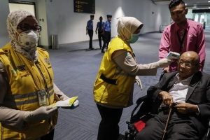 Posibilidad cu Coronavirus a yega Colombia caba