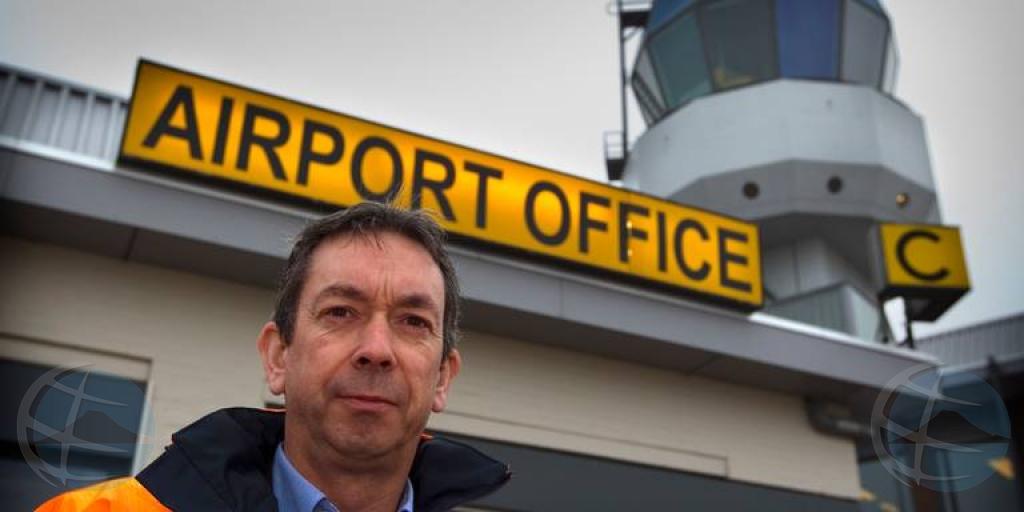 Onno de Jong ta bira director operacional di aeropuerto di Bonaire