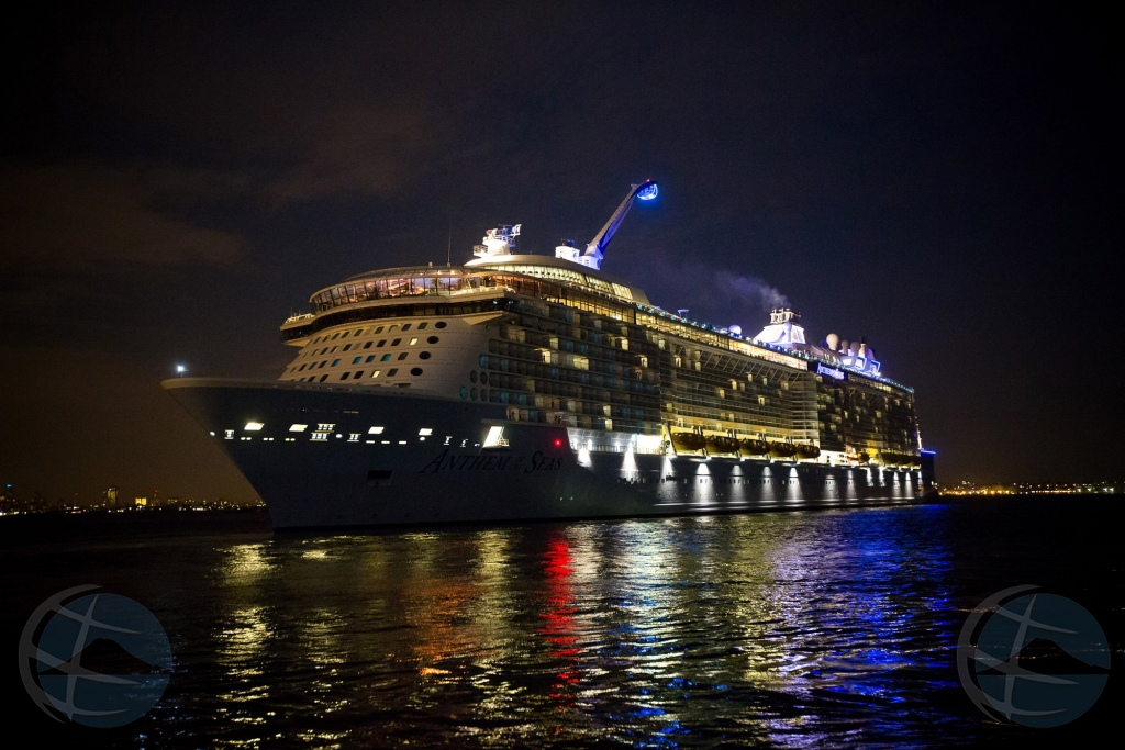 Royal Caribbean a prohibi tur biahero cu e.o. pasaporte Chines pa subi nan bapor