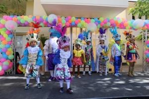 Prome Minister a traspasa mando di carnaval 66 pa Prins cu Pancho