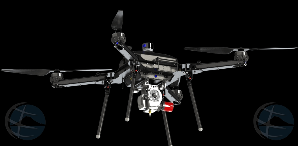 Bikker: Prome cu fin di aña polis lo tin su prome hybrid drone