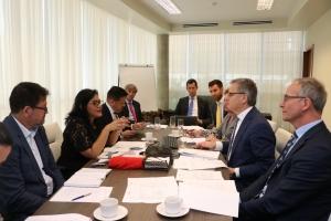 Maduro: CAFT ta positivo riba e resultado financiero di pais Aruba