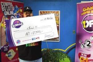 Feliz Ganado di Lotto a cobra su premio cu wega di Zodiac
