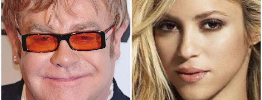 Elias: A purba 10 aña pa haya Elton John, y Shakira ta mucho caro pa CNSJ