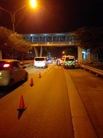 Un total di 11 chauffeur a keda deteni despues di Parada di Luz