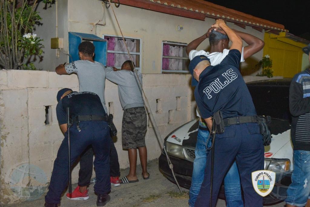 Menos detencion durante parada grandi San Nicolas compara cu 2019