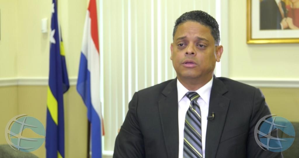 Gobierno di Corsou a cera frontera pa tur destinacion