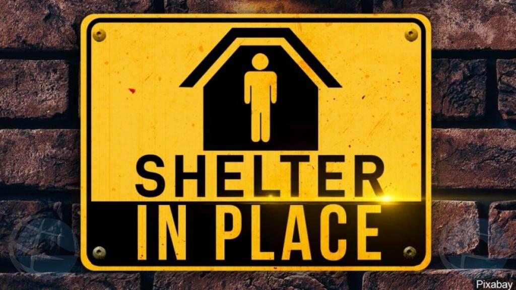 Entrante diadomingo, ciudadanonan ta prohibi pa sali di cas (Shelter-in-place)