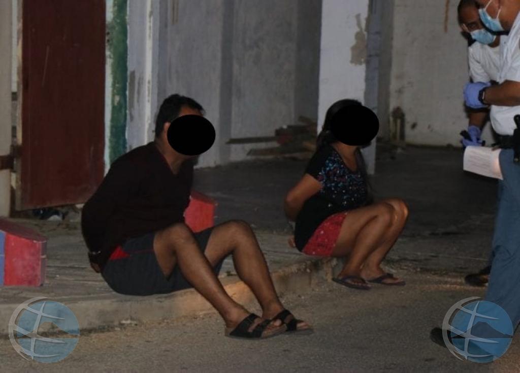 OM: Esnan deteni durante toque de queda lo bay dilanti huez pronto